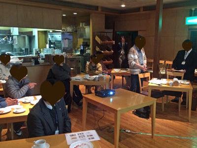 婚活アドバイスcafe 男性編 報告