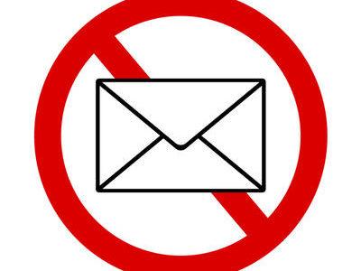 メールが届かない皆さんへ。