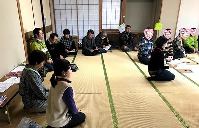 冬のアストロ婚活inふじみまち(3/3) 実施報告