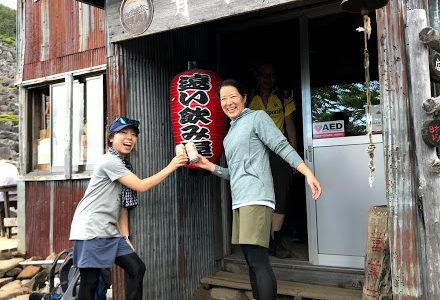 八ヶ岳登山婚活1泊2日(9/1~2)実施報告