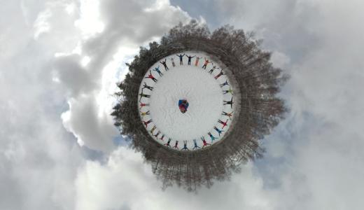 八ヶ岳スタイルde婚活in富士見町(1/26) スノーシュー満喫プログラム実施報告 満員御礼有難うございました。マナスル山荘のビーフシチューを食べてきました(^^)