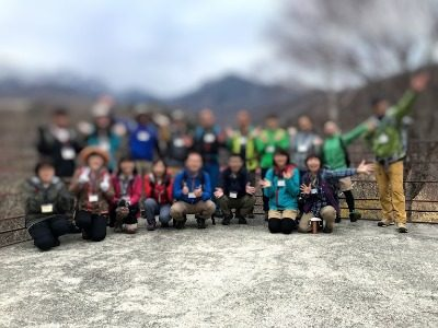 けもの道de婚活in清里(4/21) 実施報告