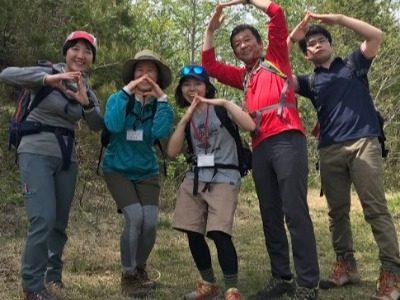飯盛山トレッキングde婚活(5/26)初夏編 実施報告