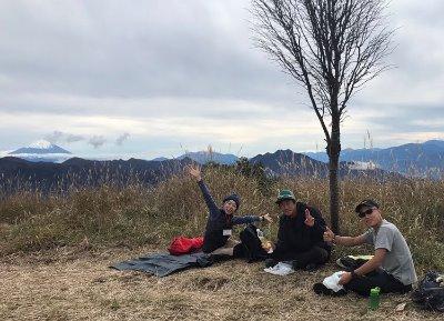 【実施報告】横尾山カヤトの原ミニトレッキングde婚活 (10/26) 台風の影響で施設が壊れ、交通も遮断された中での開催でした。ご参加下さった皆様、有り難うございました。