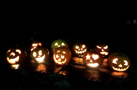【実施報告】八ヶ岳スタイルde婚活in原村(10/19) ~ハロウィンかぼちゃのランタン作り~